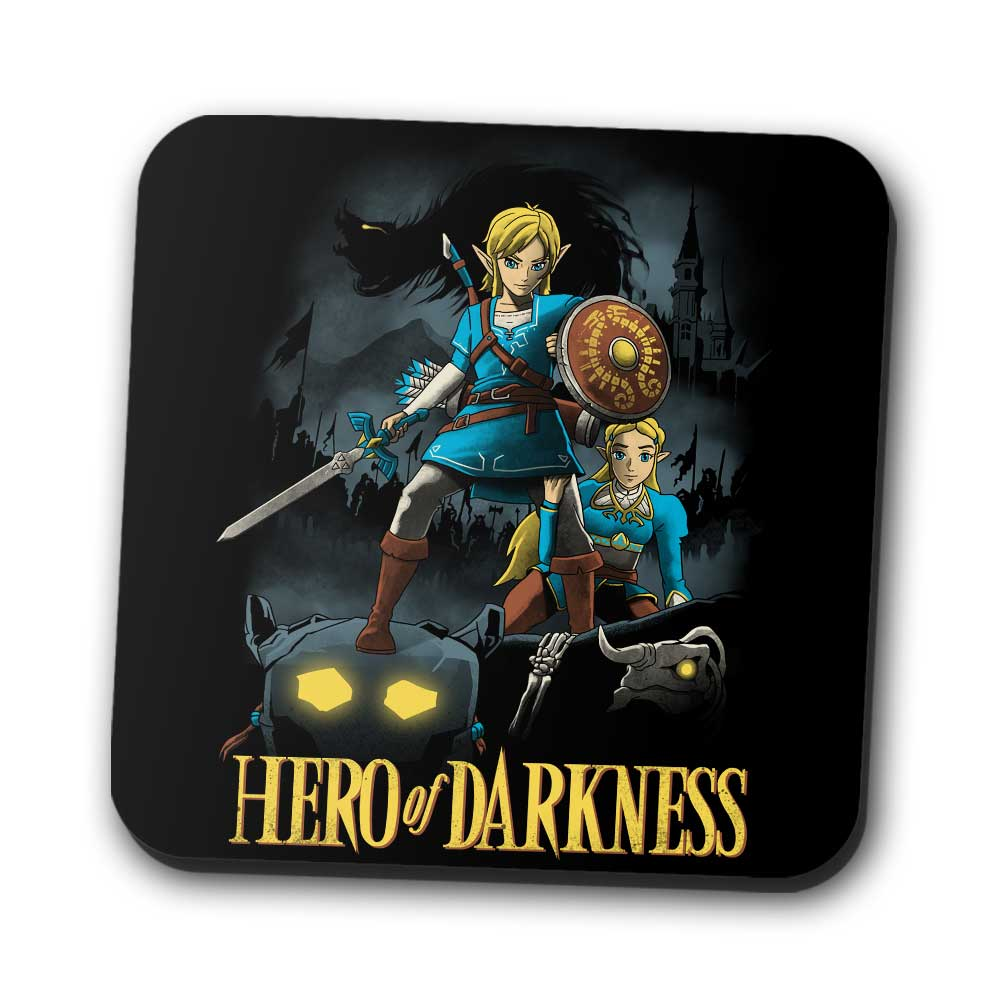Hero of Darkness - Coasters