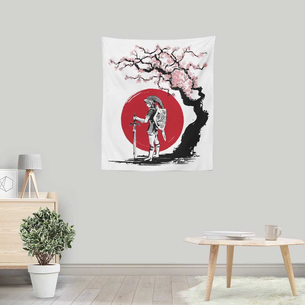 Hero Under the Sun - Wall Tapestry