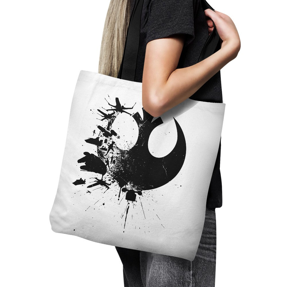 Heroes of the Rebellion (Alt) - Tote Bag