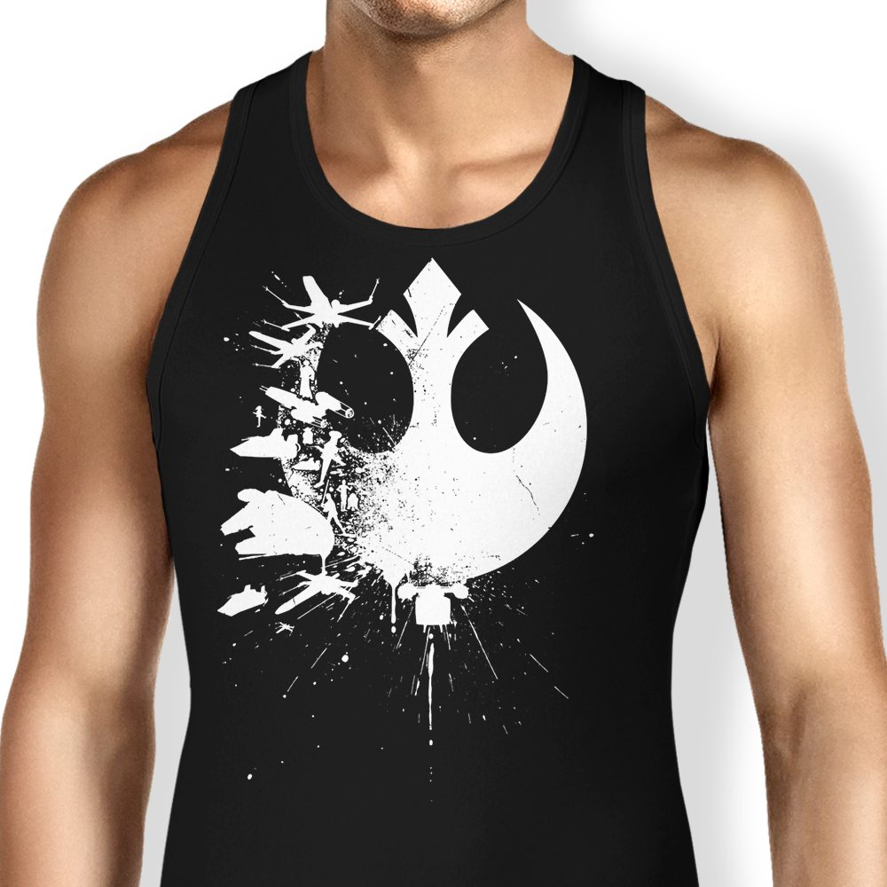 Heroes of the Rebellion - Tank Top
