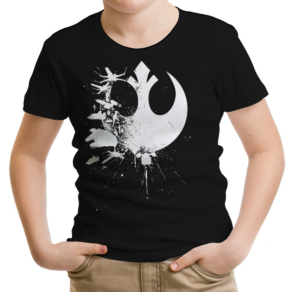Heroes of the Rebellion - Youth Apparel