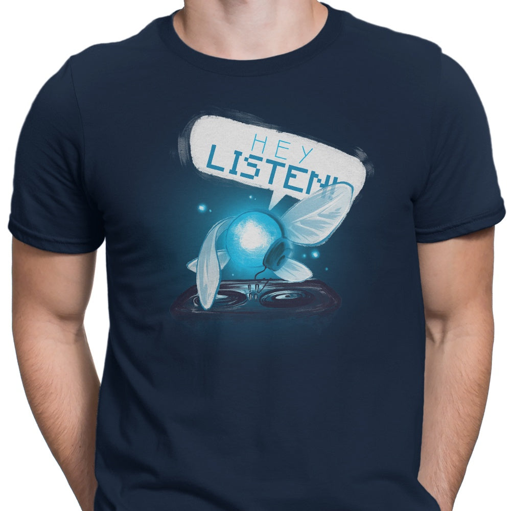 Hey Listen - Men's Apparel