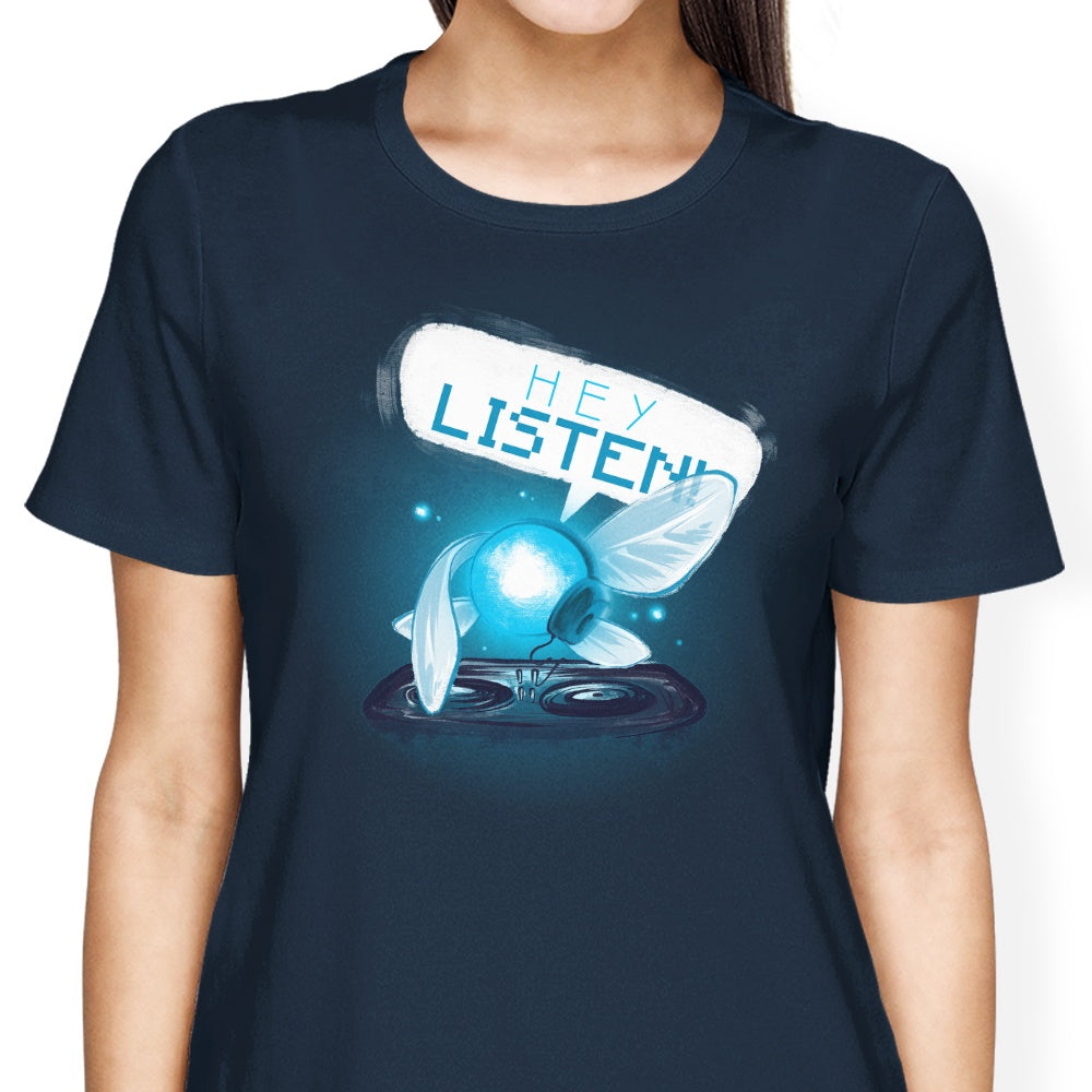 Hey Listen - Women's Apparel