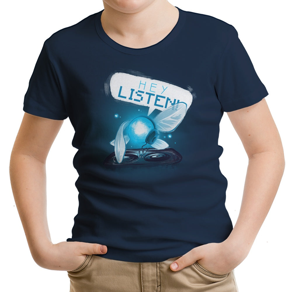 Hey Listen - Youth Apparel