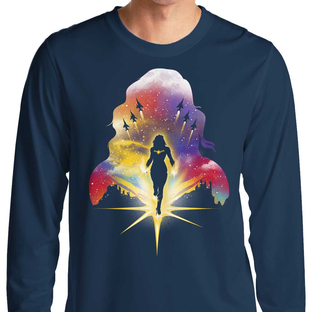 Higher, Further, Faster - Long Sleeve T-Shirt