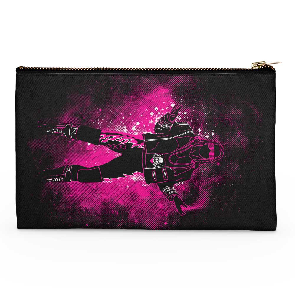 Hitman Art - Accessory Pouch