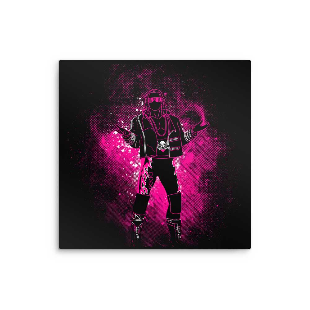 Hitman Art - Metal Print