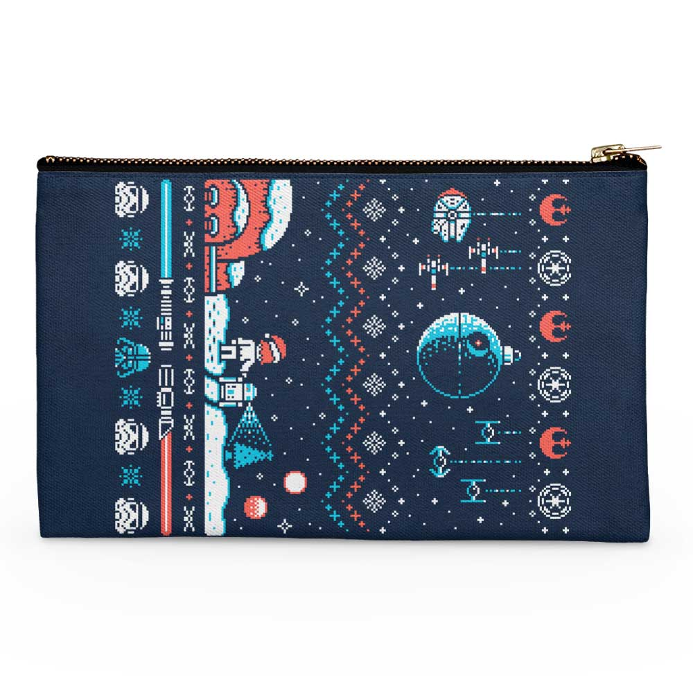Holiday Far, Far Away - Accessory Pouch