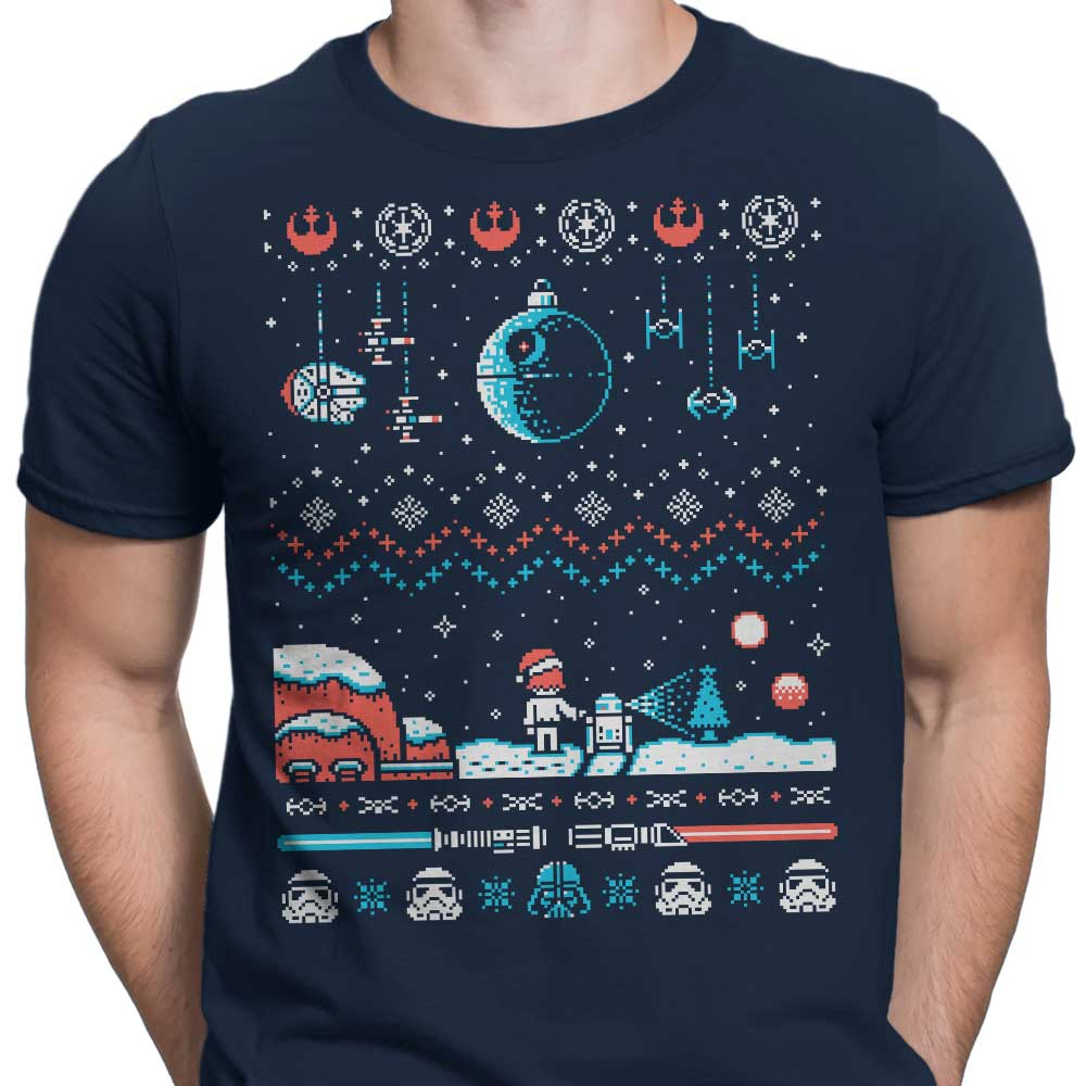 Holiday Far, Far Away - Men's Apparel