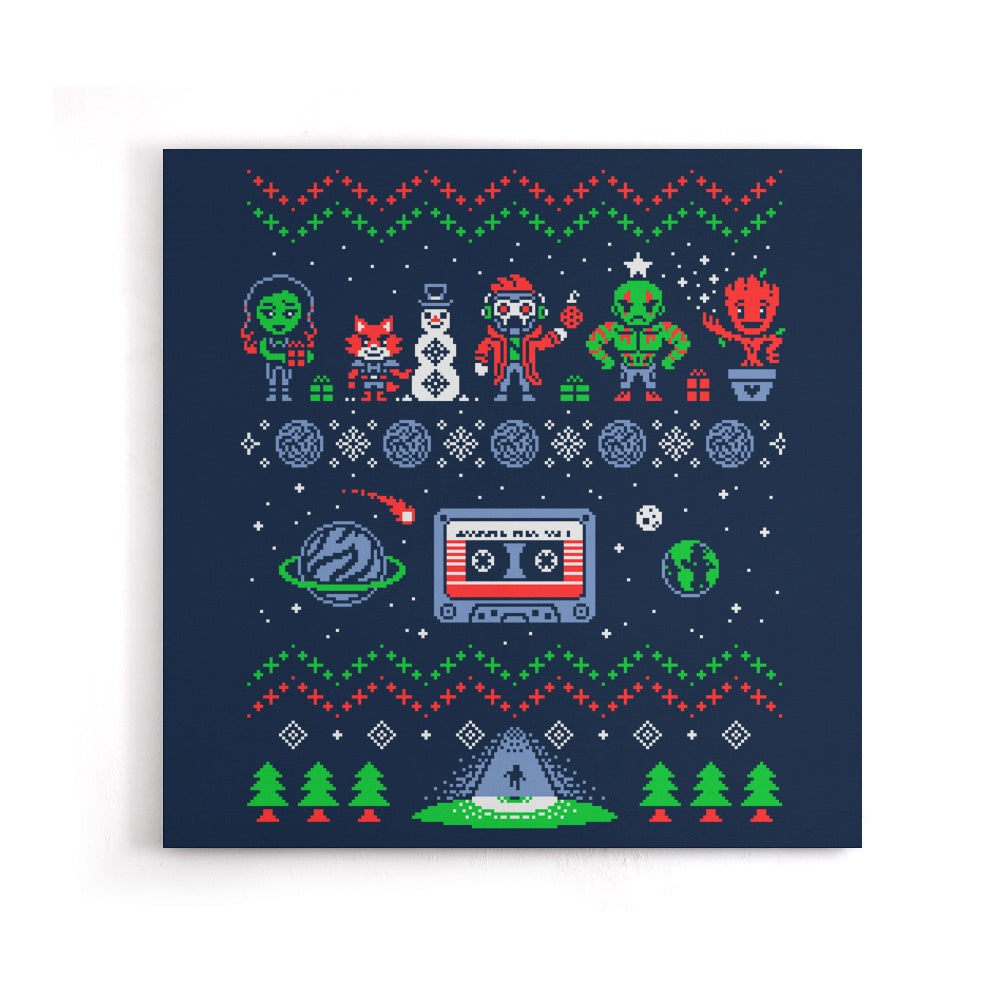 Holiday Guardians - Canvas Print