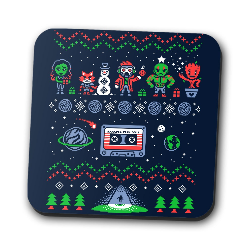 Holiday Guardians - Coasters