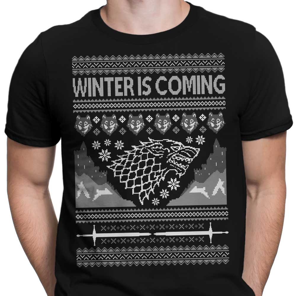 Holidays are Coming - Men's Apparel