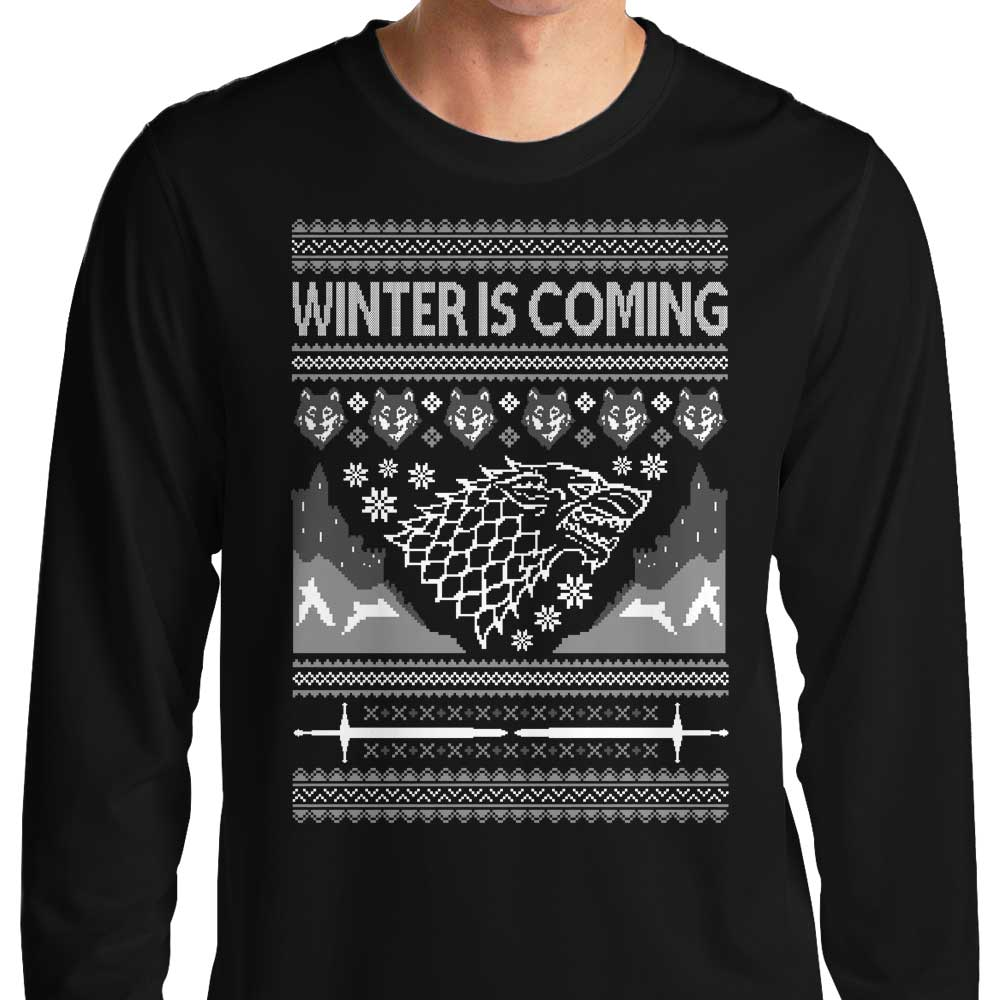 Holidays are Coming - Long Sleeve T-Shirt