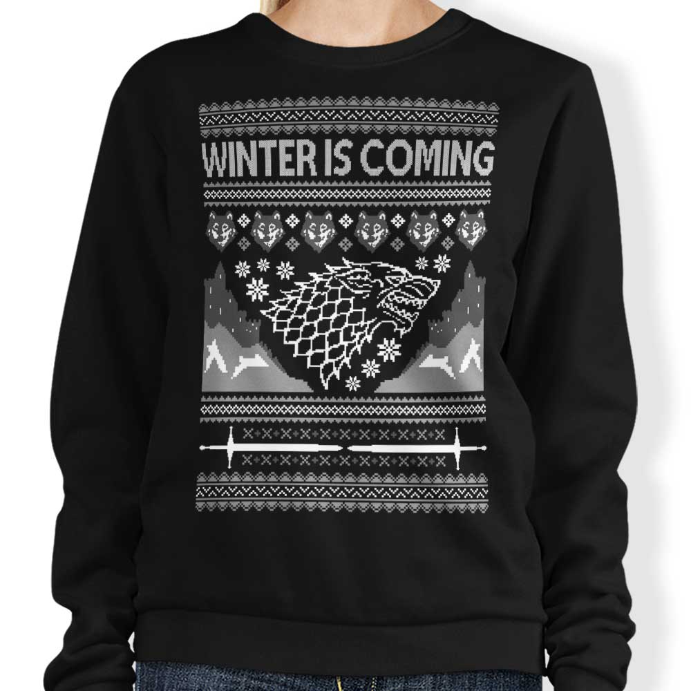 Holidays are Coming - Sweatshirt