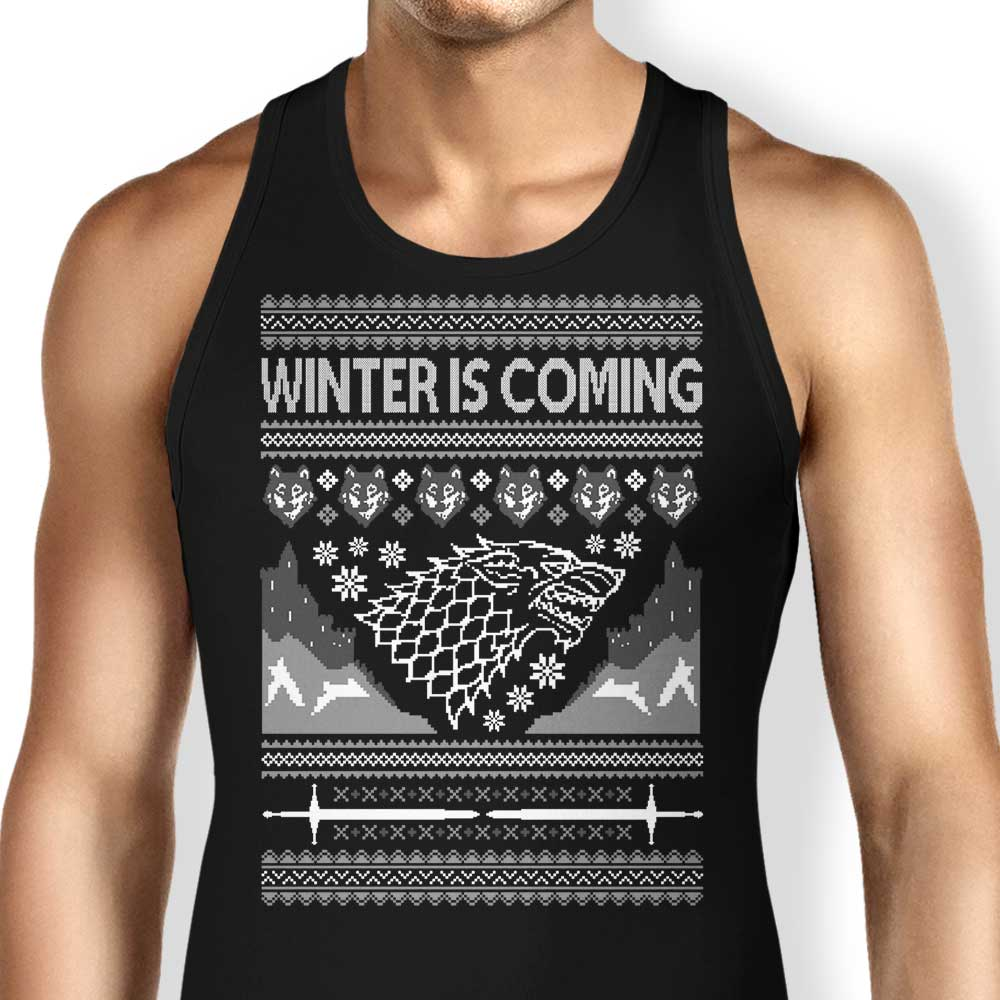 Holidays are Coming - Tank Top