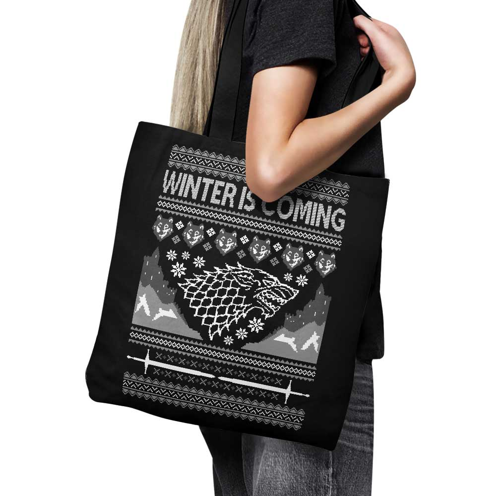 Holidays are Coming - Tote Bag