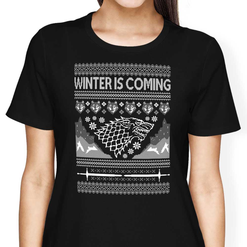 Holidays are Coming - Women's Apparel