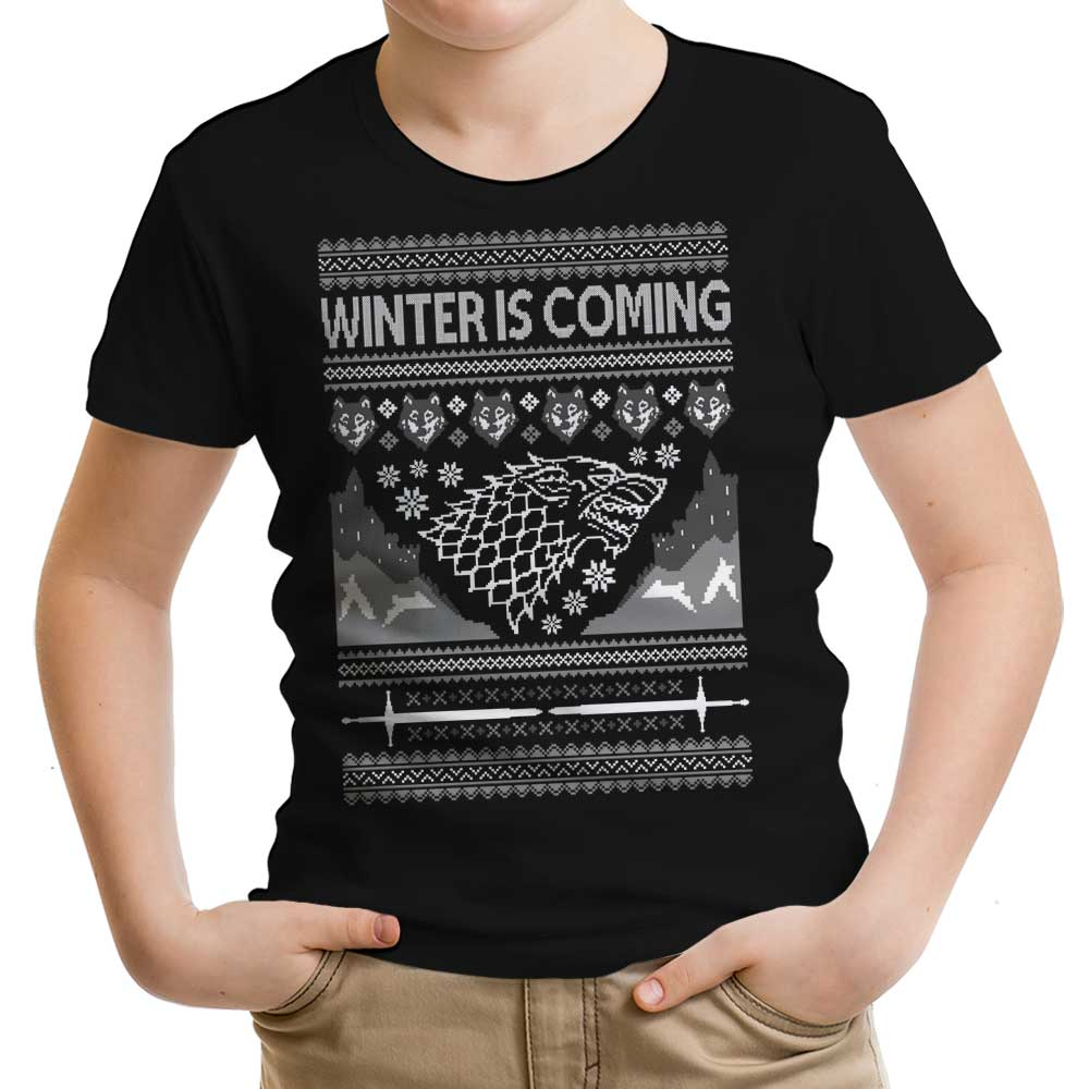 Holidays are Coming - Youth Apparel
