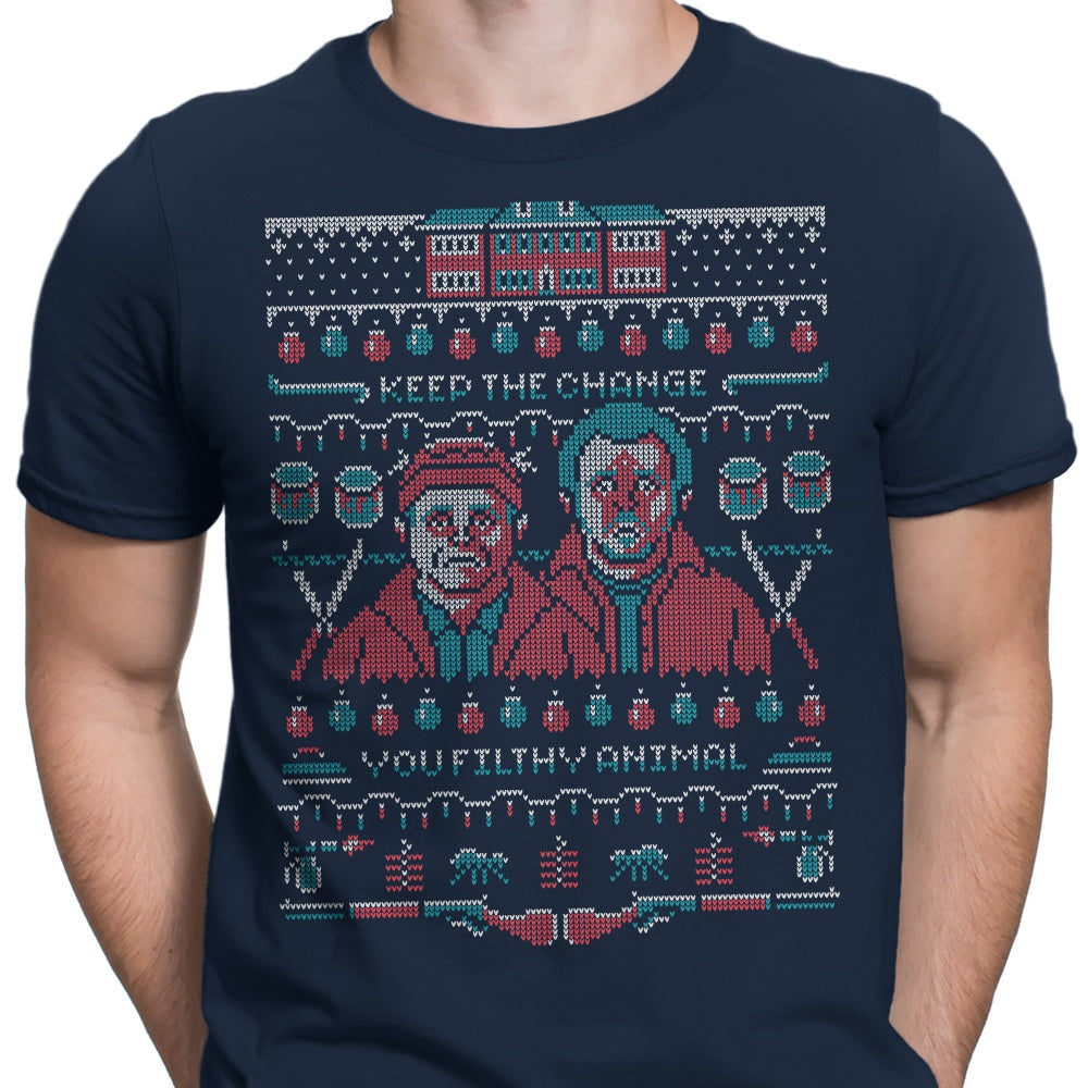 Home Alone - Men's Apparel