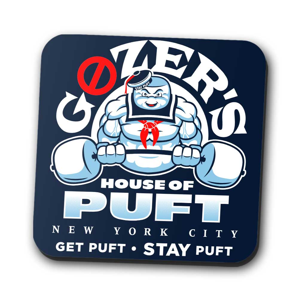 House of Puft - Coasters