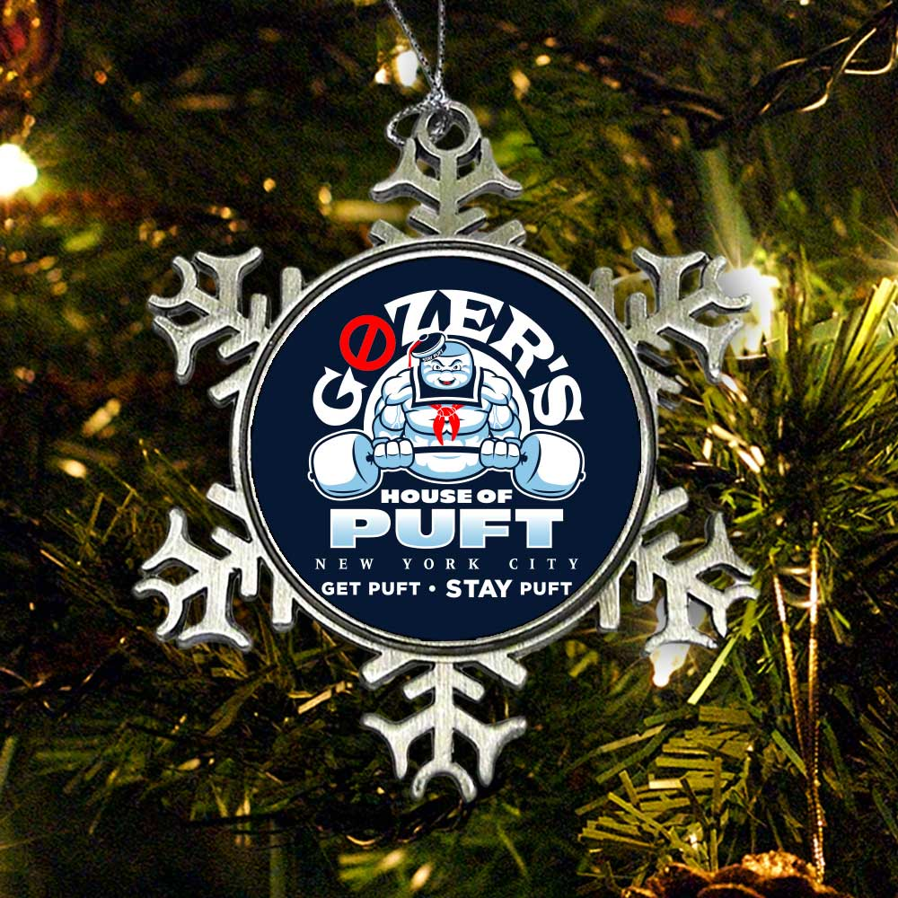House of Puft - Ornament
