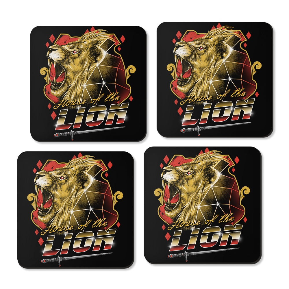 House of the Brave - Coasters