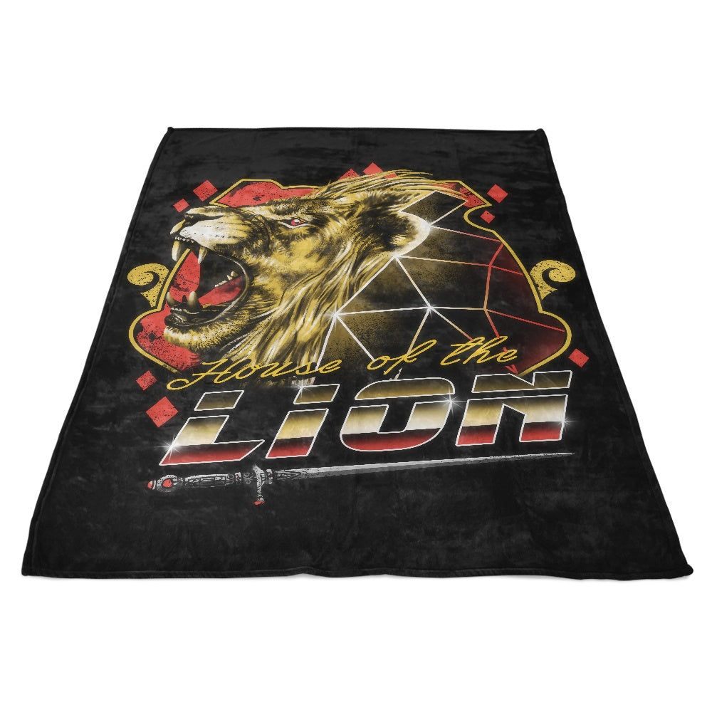 House of the Brave - Fleece Blanket