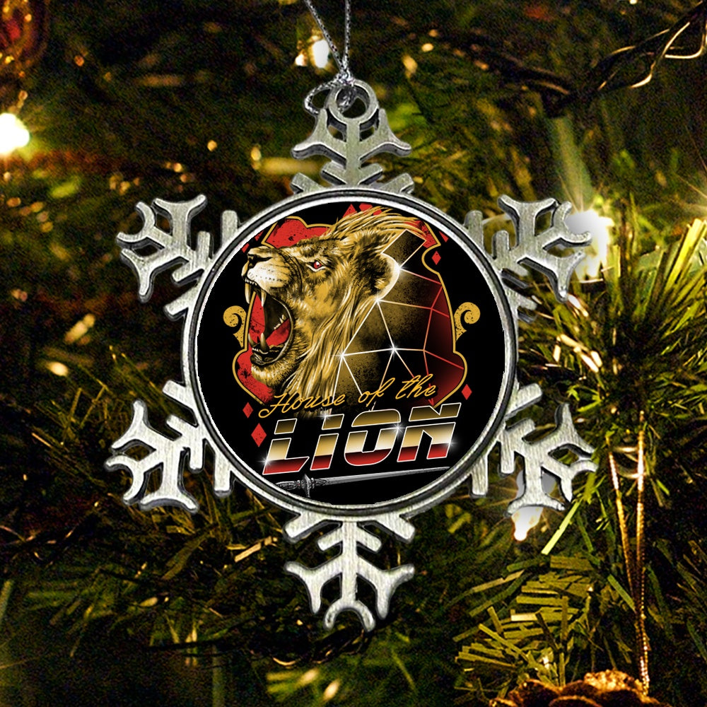 House of the Brave - Ornament
