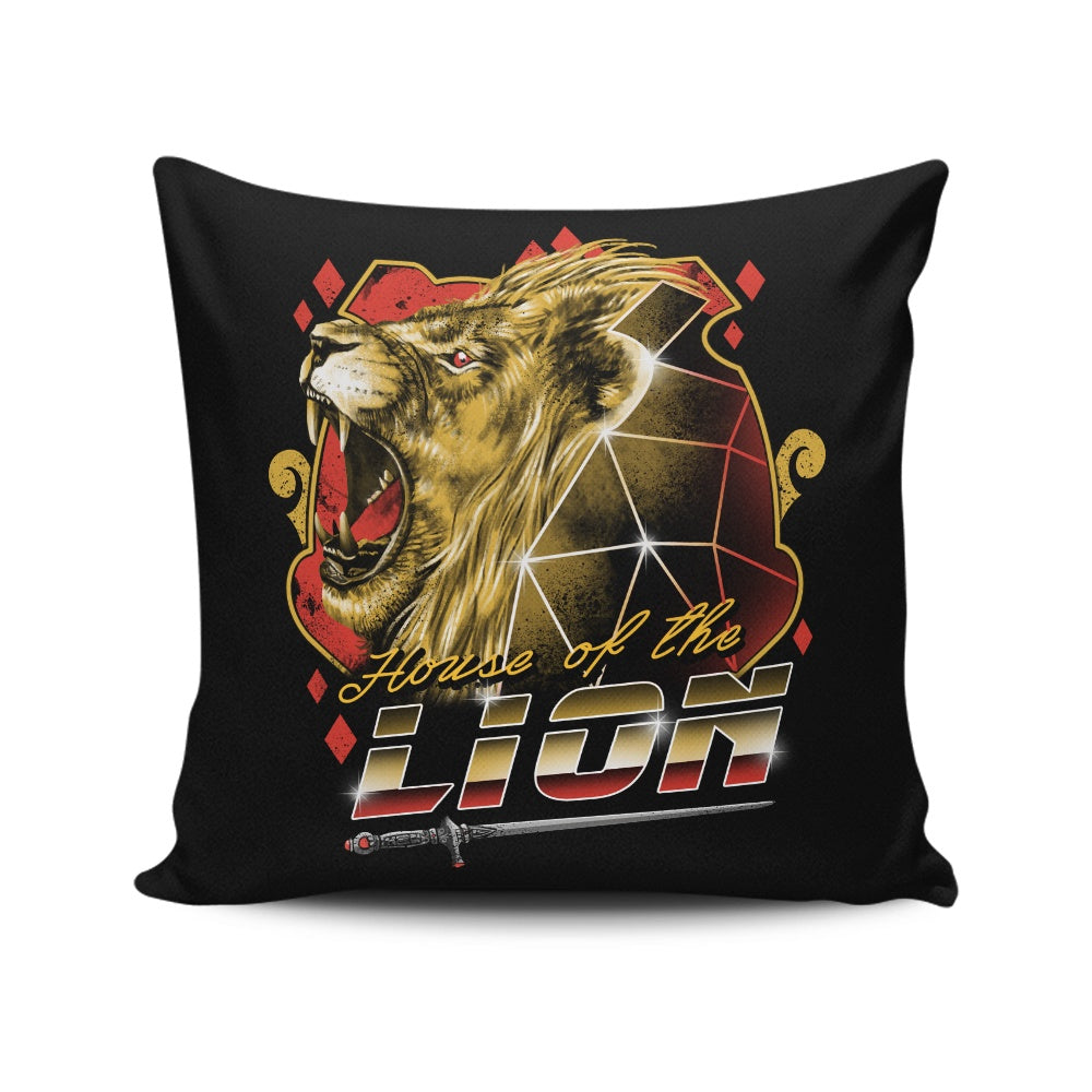 House of the Brave - Throw Pillow