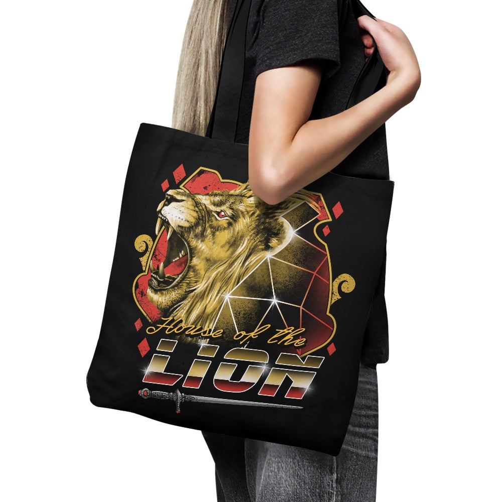 House of the Brave - Tote Bag