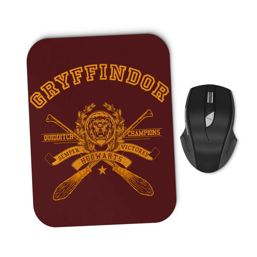 House of the Lion - Mousepad
