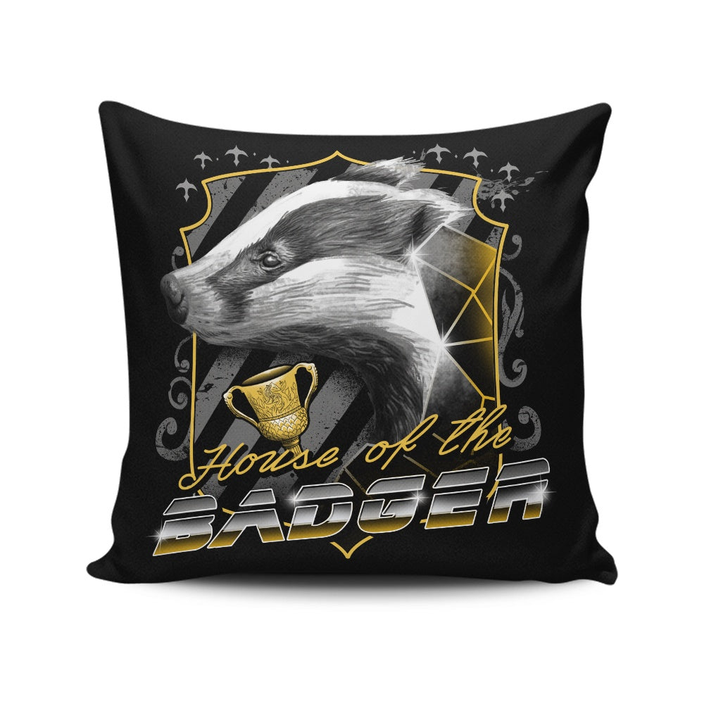 House of the Loyal - Throw Pillow