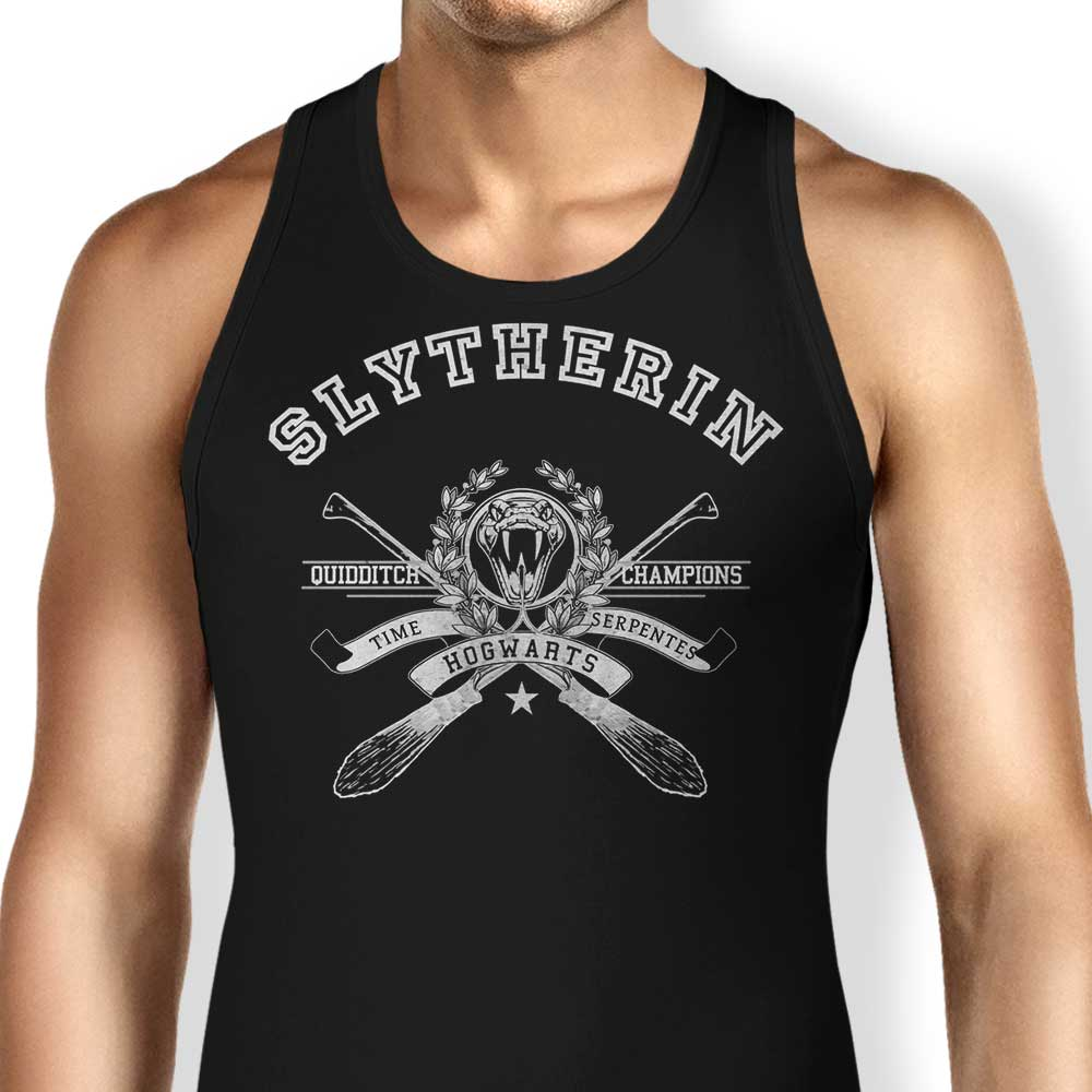 House of the Serpent - Tank Top