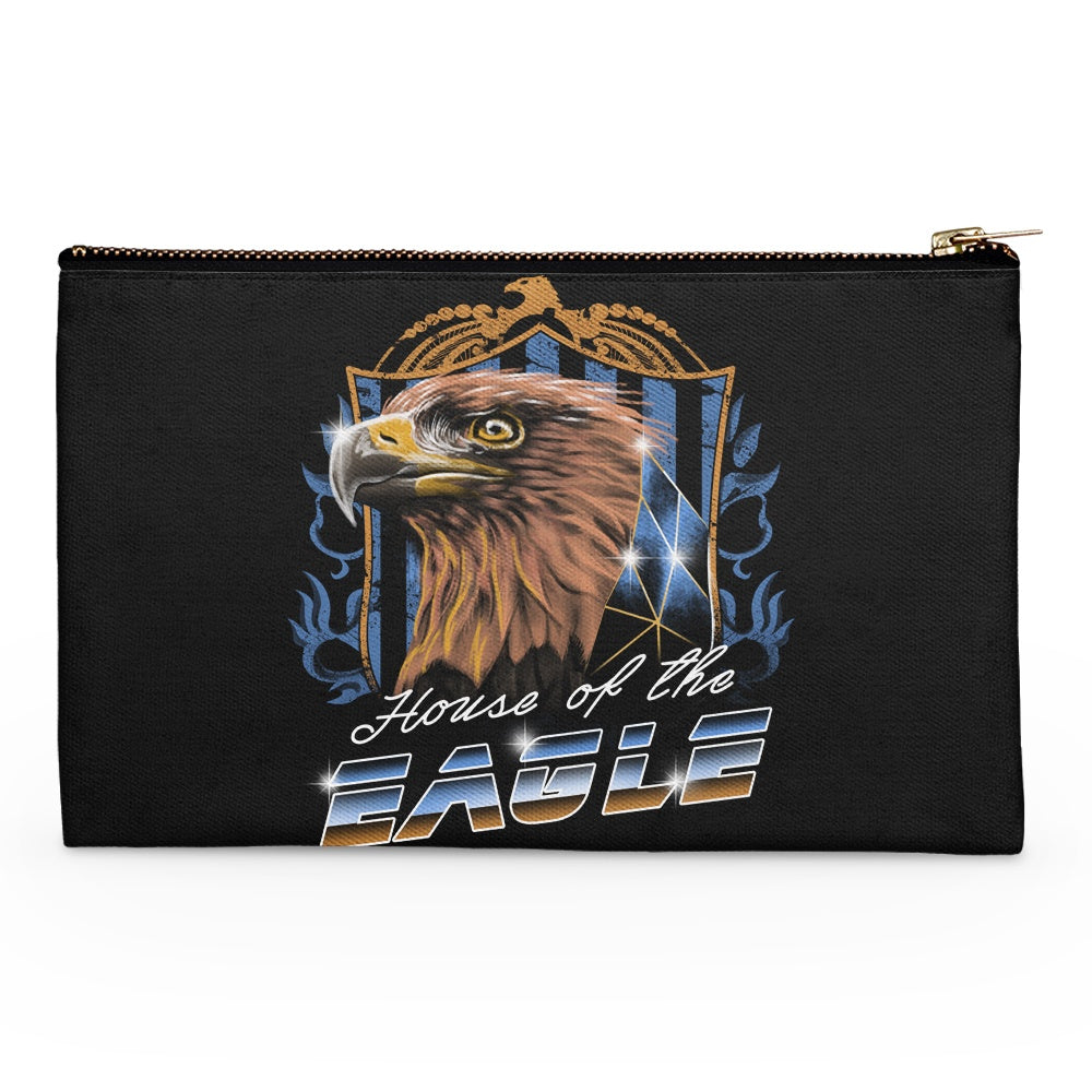 House of the Wise (Bronze) - Accessory Pouch