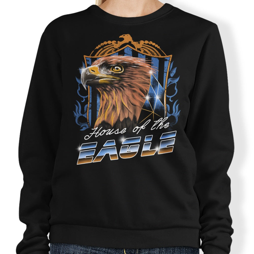 House of the Wise (Bronze) - Sweatshirt