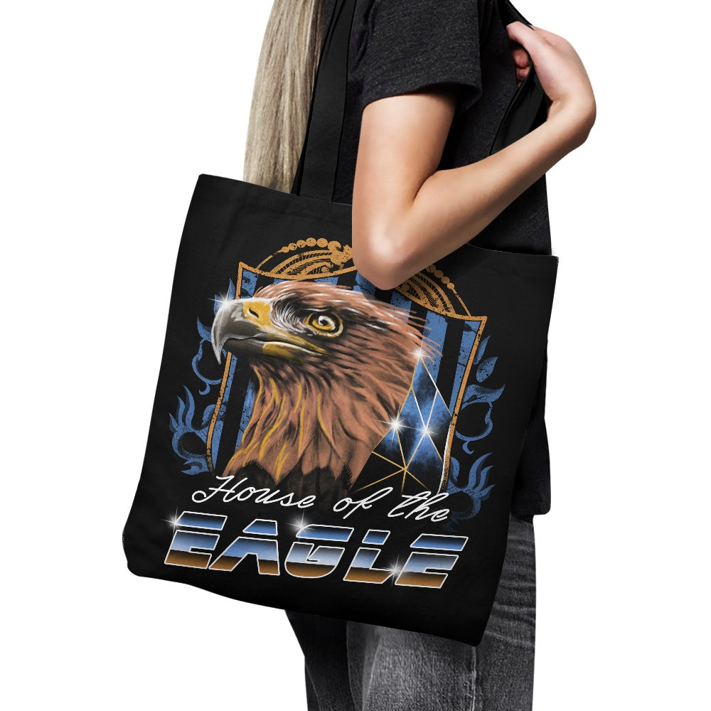 House of the Wise (Bronze) - Tote Bag