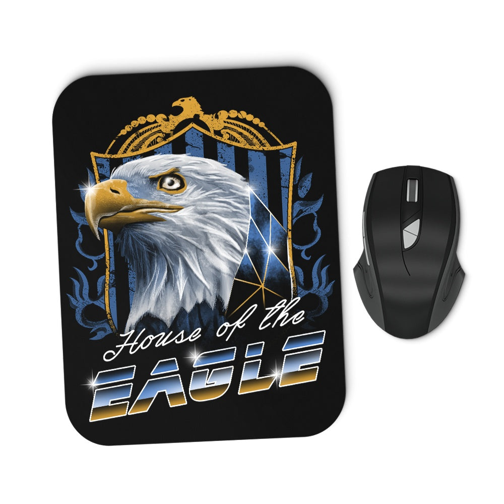House of the Wise - Mousepad