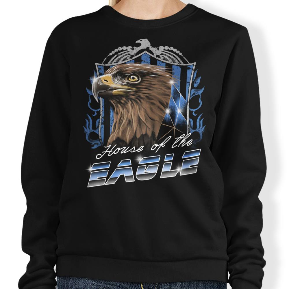 House of the Wise (Silver) - Sweatshirt