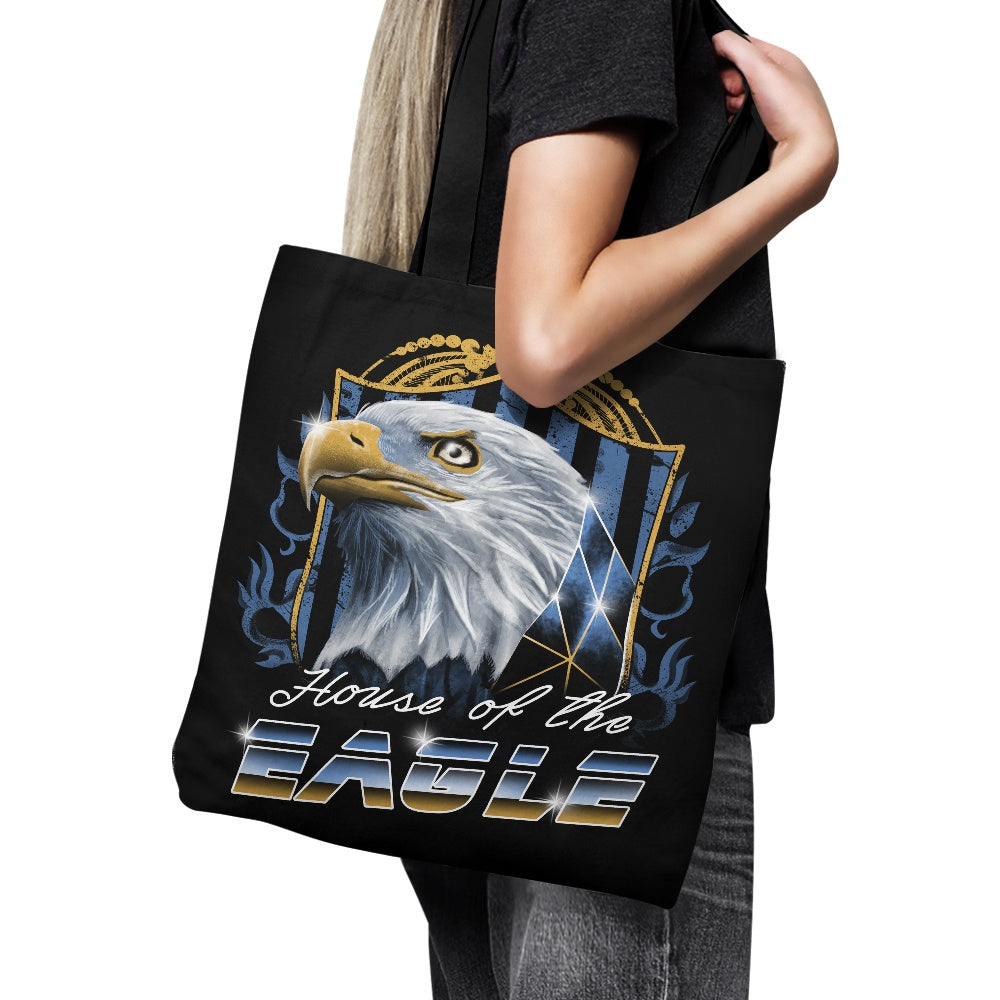 House of the Wise - Tote Bag
