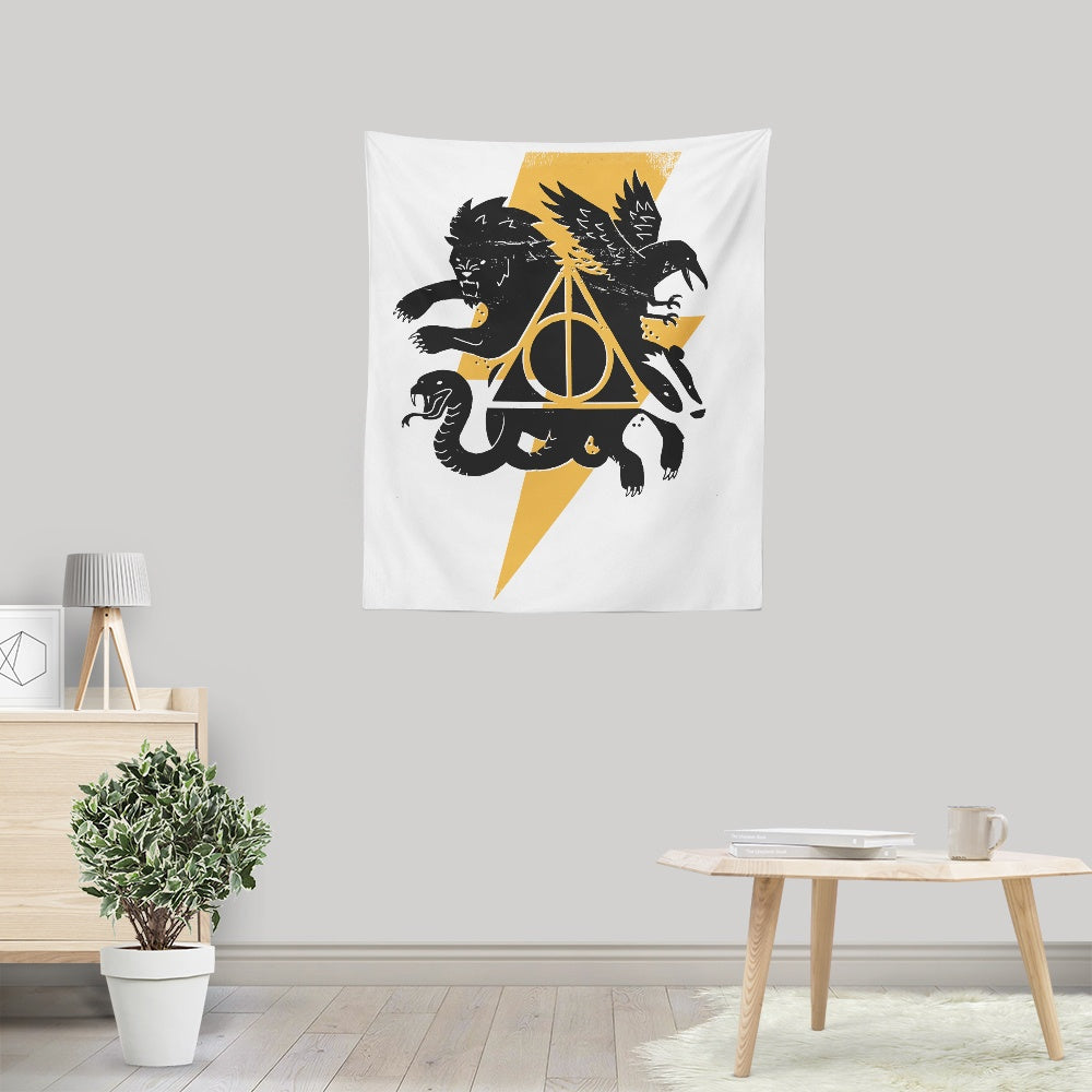 House Proud - Wall Tapestry
