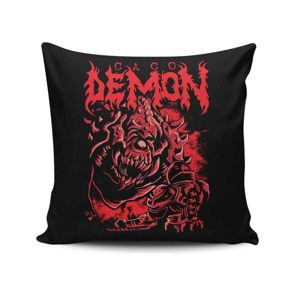 Hover and Devour - Throw Pillow