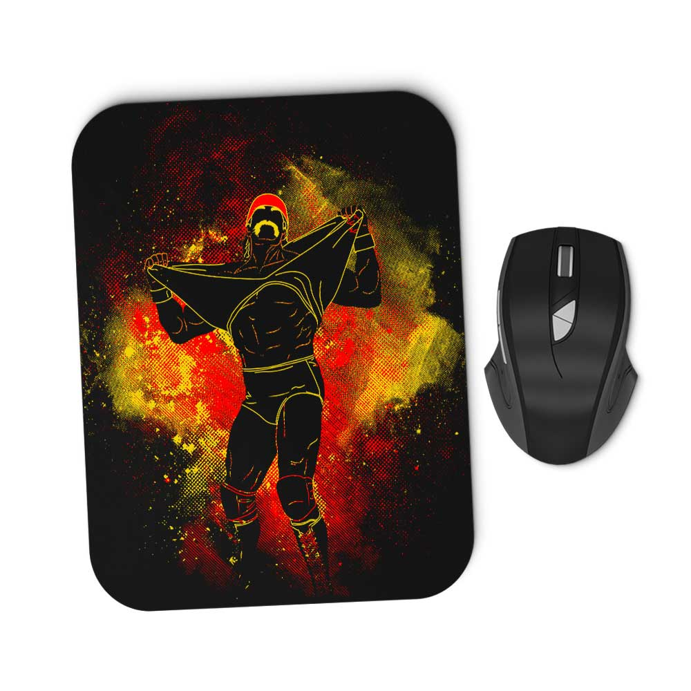 Hulkster Art - Mousepad