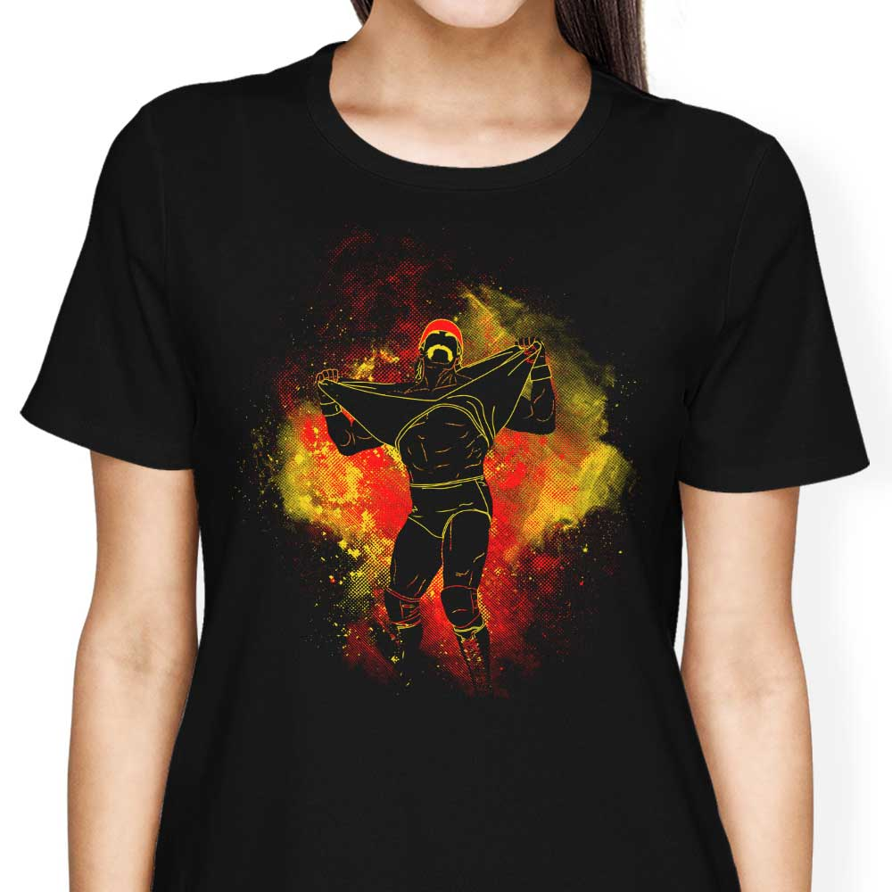 Hulkster Art - Women's Apparel