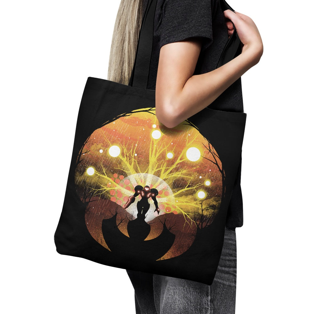 Hunt the Sun - Tote Bag