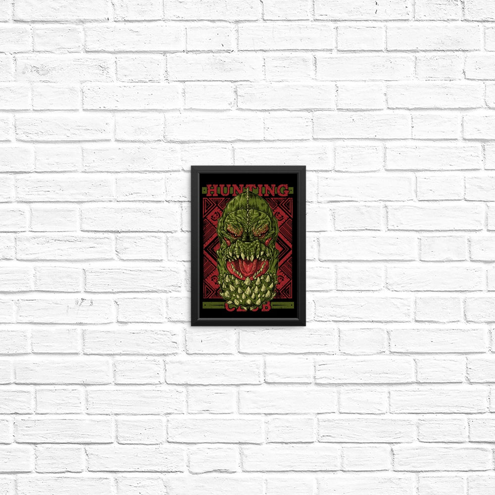 Hunting Club: DevilJho - Posters & Prints
