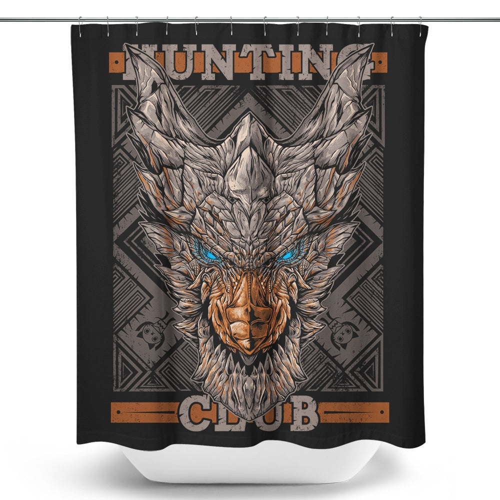 Hunting Club: Kushala - Shower Curtain