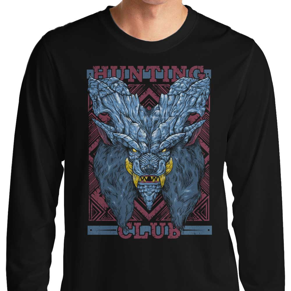 Hunting Club: Lunastra - Long Sleeve T-Shirt