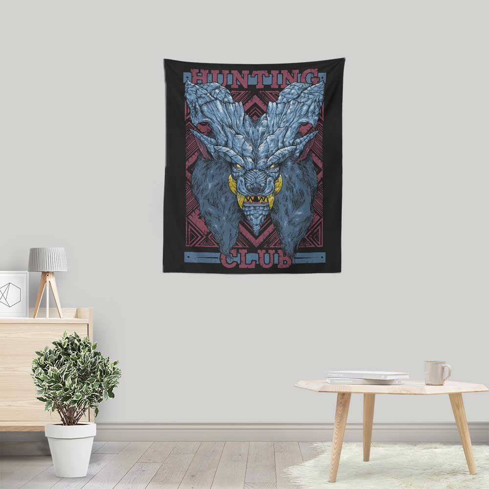 Hunting Club: Lunastra - Wall Tapestry