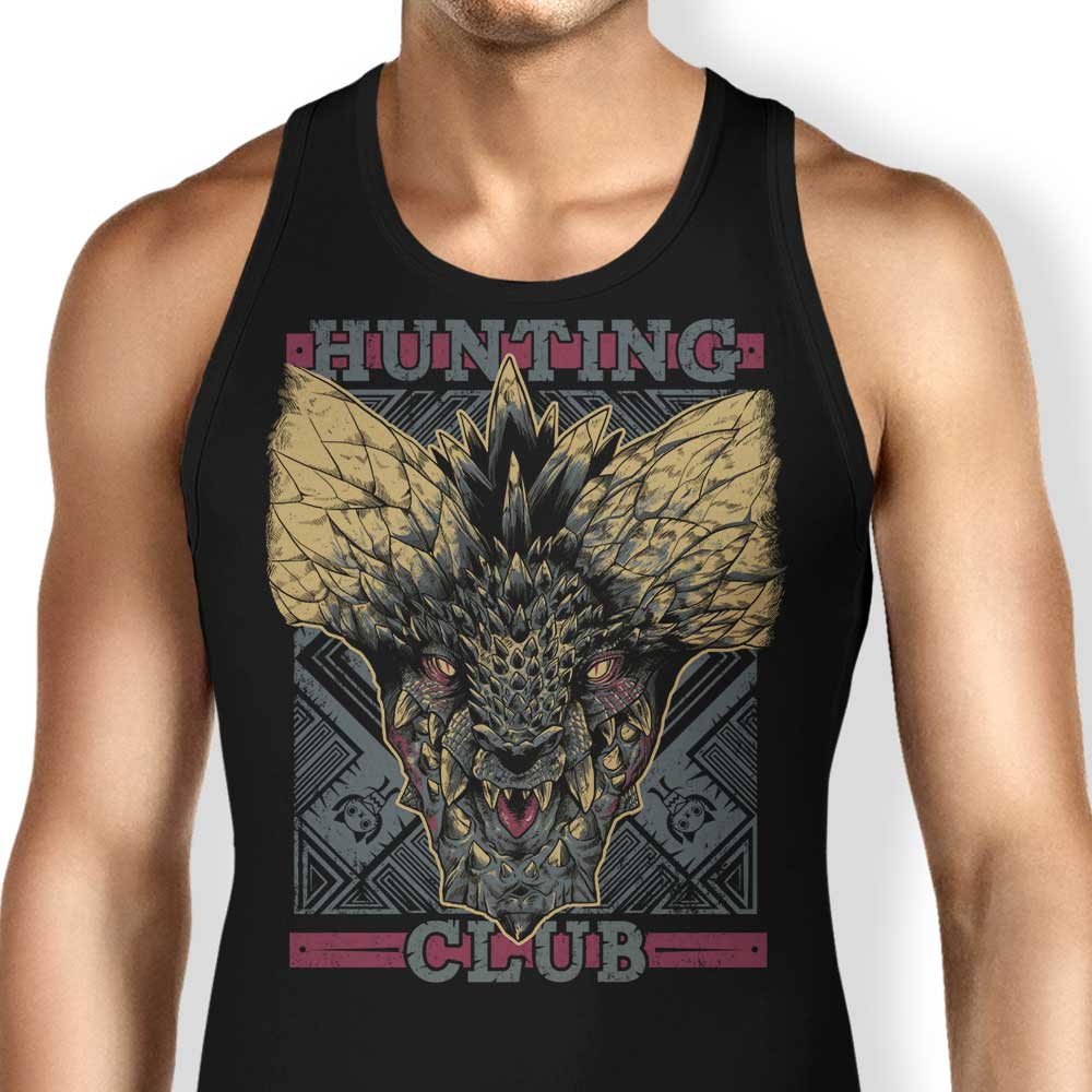 Hunting Club: Nergigante - Tank Top
