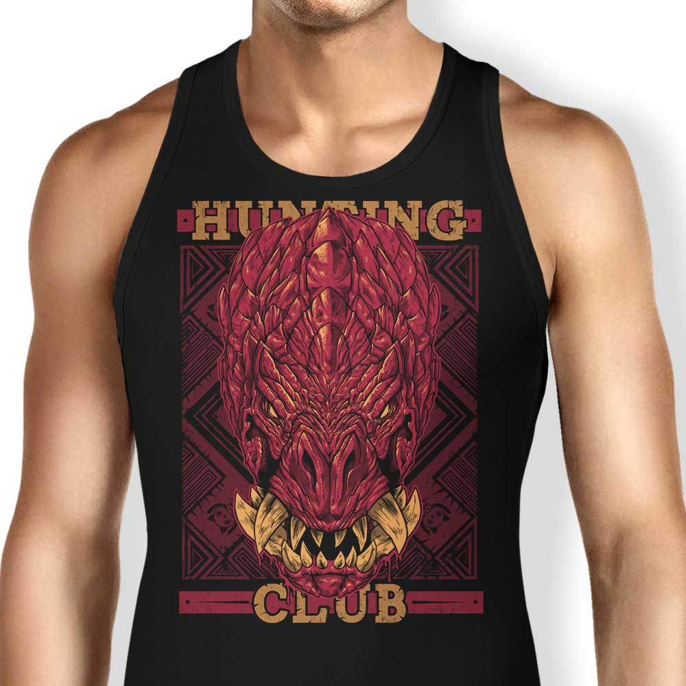 Hunting Club: Odogaron - Tank Top